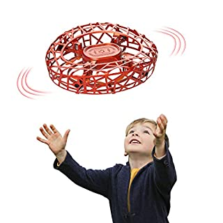 Marsmo Hand Drone for Kids or Adults, Hand Controlled Flying Toys Drone with 3D Flips and Circle Flight, Mini Ufo Drone Toys for Boys Girls Teenagers