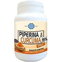 BODYLINE PIPERINA E CURCUMA Integratore Dieta Metabolismo Diet Supplement 60cps
