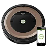 iRobot Roomba 895 Robot Vacuum- Wi-Fi Connected, Works with Alexa, Ideal for Pet Hair, Carpets, Hard Floors