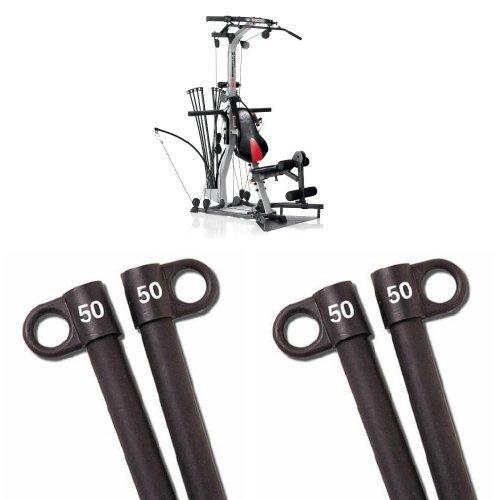 Bowflex Xtreme 2 SE with Weight Upgrade x2