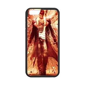 DmC Devil May Cry iphone 6s 4.7 Inch Cell Phone Case Black 53Go-016052