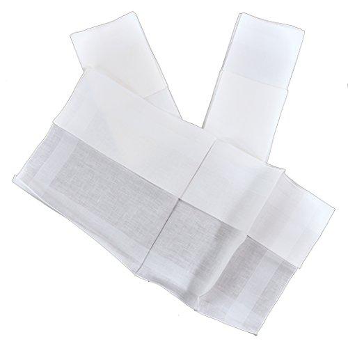 UltraFine-Irish-Linen-HandRolled-Handkerchief-Box-of-3