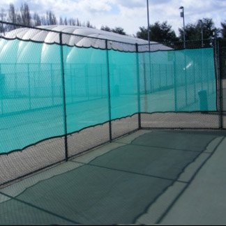 Filet brise-vent de tennis 18 X 2 m