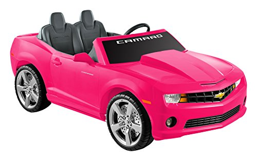 NATIONAL PRODUCTS LTD. 12 Chevrolet Camaro Ride-on - Pink