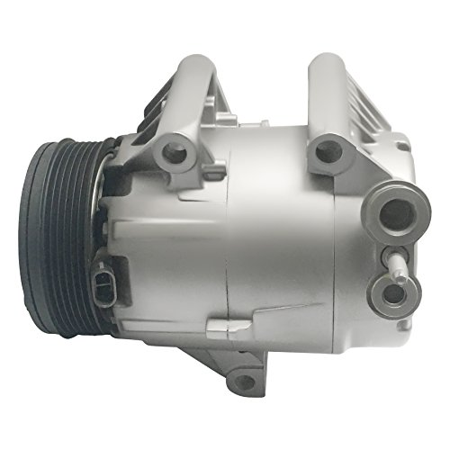 RYC Remanufactured AC Compressor and A/C Clutch FG239 (2004-2005 Chevy Impala and Monte Carlo Only)