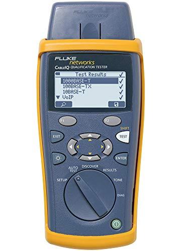 Fluke Networks CIQ-100 Cable Tester (Fluke Intellitone 200 Toner And Probe Kit)