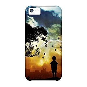 Awesome LastMemory Defender Tpu Hard Case Cover For Iphone 5c- Abstract 10 wangjiang maoyi by lolosakes