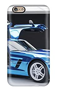 Awesome Mercedes Sls Amg 22 Flip Case With Fashion Design For Iphone 6
