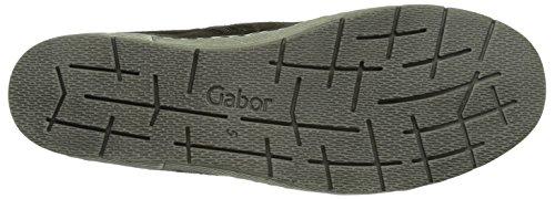 Gabor Gabor - Zapatillas de estar por casa Mujer Dunkelgrau/Anthr.