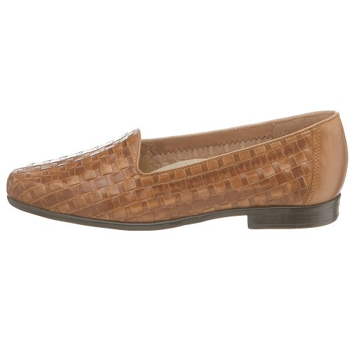 Femmes Trotters Loafer Tan Light Tonal Chaussures SdxAdzvq