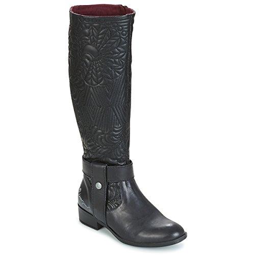 Desigual Schwarz Damenschuhe Desigual Stiefel Damenschuhe Stiefel 17WSTLA5 17WSTLA5 Schwarz wZvIqdAUZ