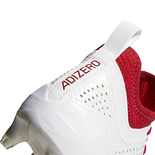 Adidas Adizero 5-sterren 7,0 Klamp Heren Voetbal Wit-macht Rood