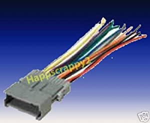 stereo wire harness saturn ion 04 05 2004 2005. Black Bedroom Furniture Sets. Home Design Ideas