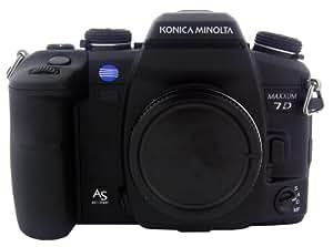 Konica Minolta Maxxum 7D 6MP Digital SLR with Anti-Shake Technology (Body Only)