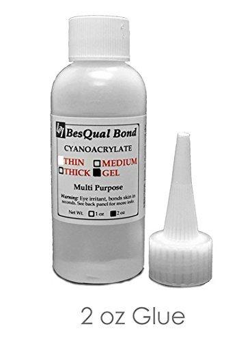 IVORIE® Dental Lab Super Glue Cyanoacrylates 2oz - For Articulators & Pins (Gel) by IVORIE (Image #1)