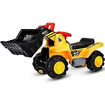 Amazon.com: SKYTEAM Tecnología Micro construcción excavadora ...