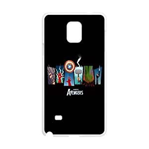 DIY phone case The Avengers cover case For Samsung Galaxy Note 4 N9100 AS2L7748959