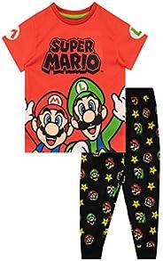 Super Mario Boys Pajamas