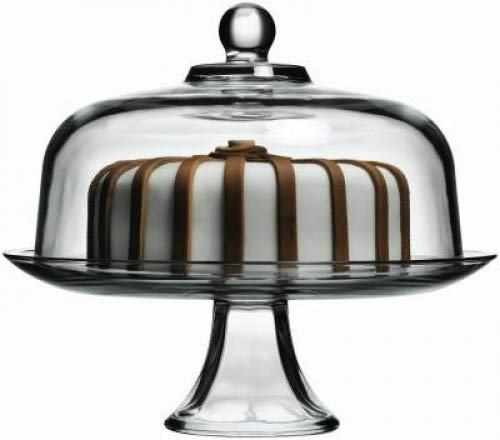 Anchor Hocking Presence Cake Dome Set