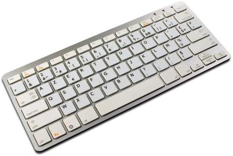 Brazilian Portuguese Non-Transparent Keyboard Stickers White Background 15x15 Size