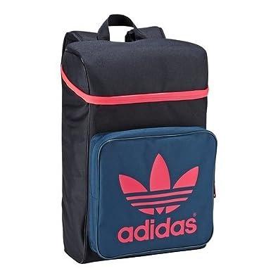 8e409d8053df [アディダスオリジナルス] adidas Originals BP classic バックパック 紺 x オレンジ(ピンク