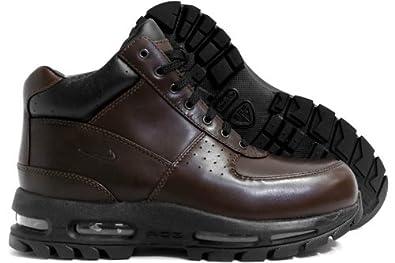 MENS NIKE AIR MAX GOADOME ACG BOOTS BURGUNDY (865031 601), 13 M
