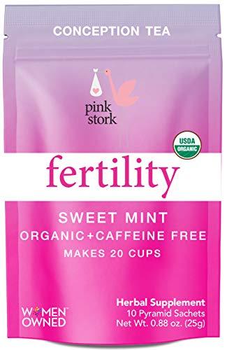 Pink Stork Fertility Tea: 20 Cups