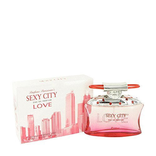 (FragranceX Unknown Sexy City Love 3.3 oz Eau De Parfum Spray (New Packaging) For Women)