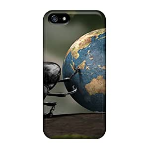 New Diy Design 3d Bug Beetle For Iphone 5/5s Cases Comfortable For Lovers And Friends For Christmas Gifts