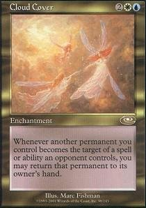 Magic: the Gathering - Cloud Cover - Planeshift