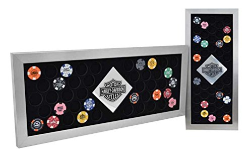 Metal Poker Chip - 5