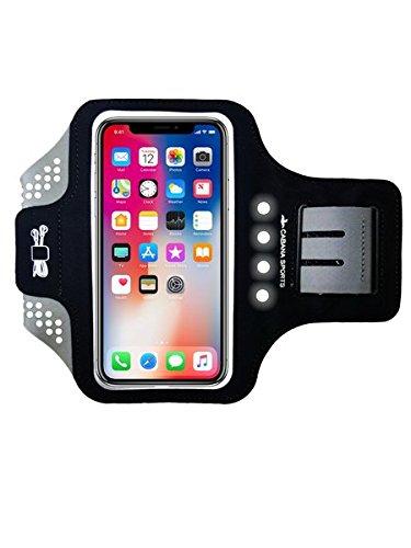 Cabana Night Light - Cabana Sports Energi Arm Wallet Black/Grey