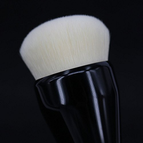 vela.yue PRO Foundation Brush Large Press Full Coverage Complexion Makeup Brushes Sponge Function