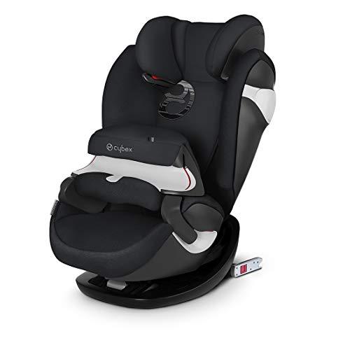 Amazon.com : Cybex 2018 Pallas M-Fix Lavastone Black : Baby