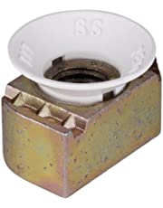 """THOMAS & BETTS ZCM1001/2-10 5 Pack 1/2"""" Cone Nut"""