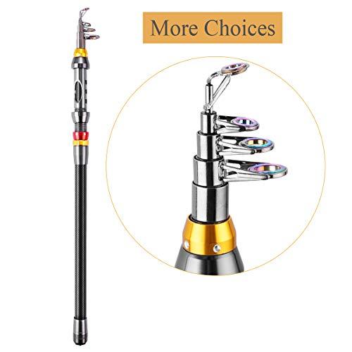 FishOaky Telescopic Fishing Rod