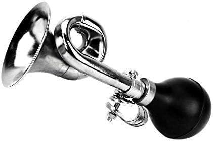 Chrome Air Horn Bicycle Horn Sound a11800