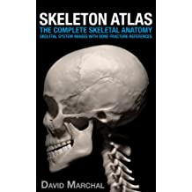 Skeleton Atlas: The complete Skeletal Anatomy: Skeletal System images with Bone Fracture references