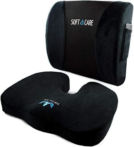 SOFTaCARE Cushion Coccyx Orthopedic Support product image