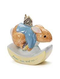 Gund Classic Beatrix Potter Peter Rabbit Rocking Bank BOBEBE Online Baby Store From New York to Miami and Los Angeles