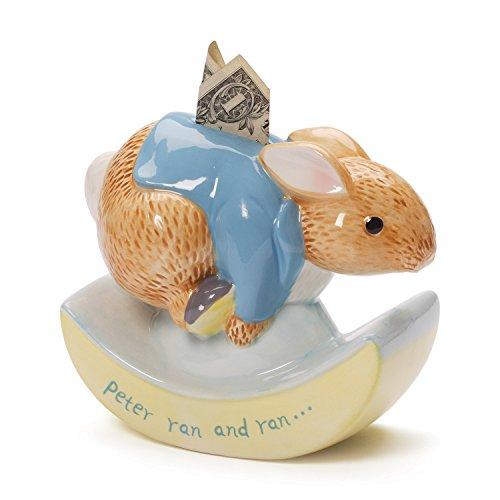 Classic Beatrix Potter Rabbit Rocking product image