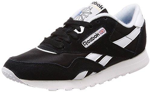 Running De Zapatillas Negro Para Reebok Nylon white Niños 000 Cl Trail black XwTTOgaq