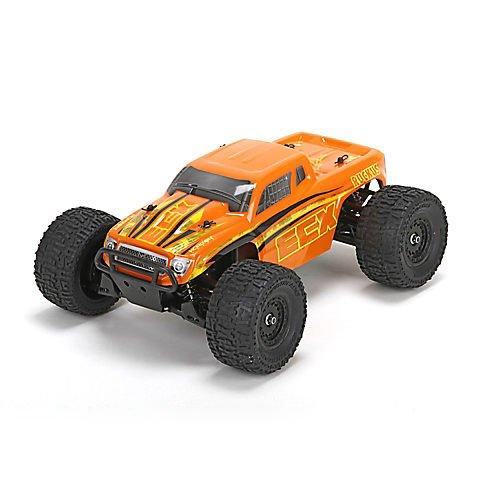 ECX Ruckus Monster Orange Yellow