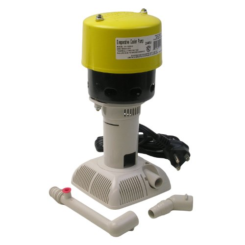 Lasco FP-12000-2 Evaporative Swamp Cooler Pump,6,500 to 10,000 Cfm,230-240 Volt,380 Gallons Per Hour At a 32 Inch Rise by LASCO