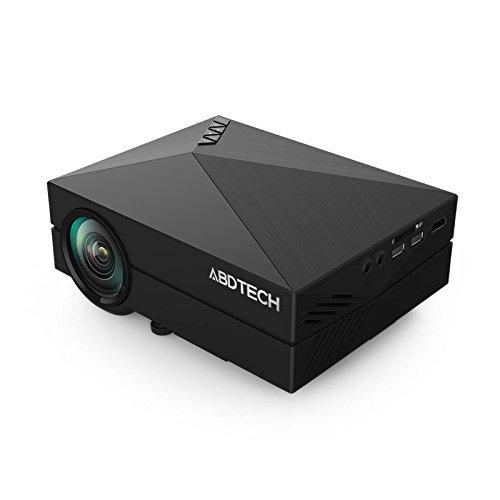 S1 Led Lcd  Wvga  Mini Video Projector   International Version  No Warranty    Diy Series   Black  Fp8048s1 Iv