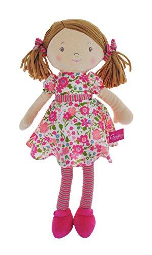 Bonikka Dolls Fran Plush Rag Doll