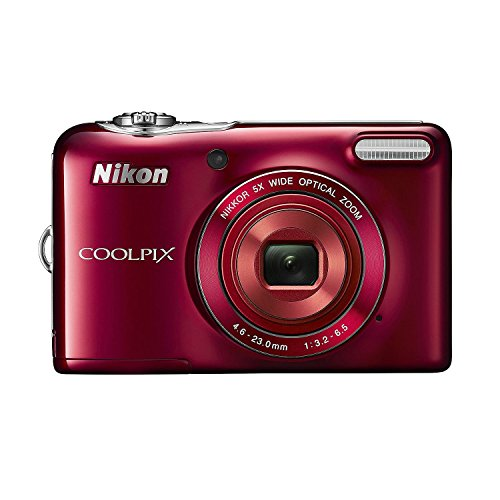 Nikon COOLPIX L32 Digital Camera with 5x...
