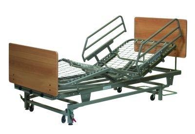 Eze-Lok, Head and Foot Boards, Rectangular Laminate panels, Solar Oak, 1ST ()