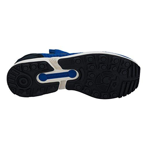 Adidas, Donna, Zx Flux Pk Collegiate Royal Core Black Chalk , Tessuto tecnico, Sneakers, Blu 40 EU 6.5 UK