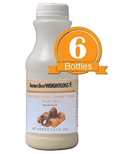 Doctors Best Weight Loss - Chocolate Salted Caramel (6-pack bottles)